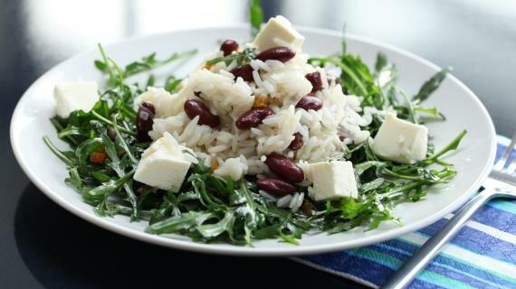как приготовить салат с сыром