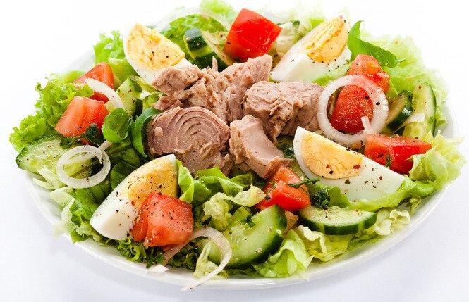 лучший салат из салата