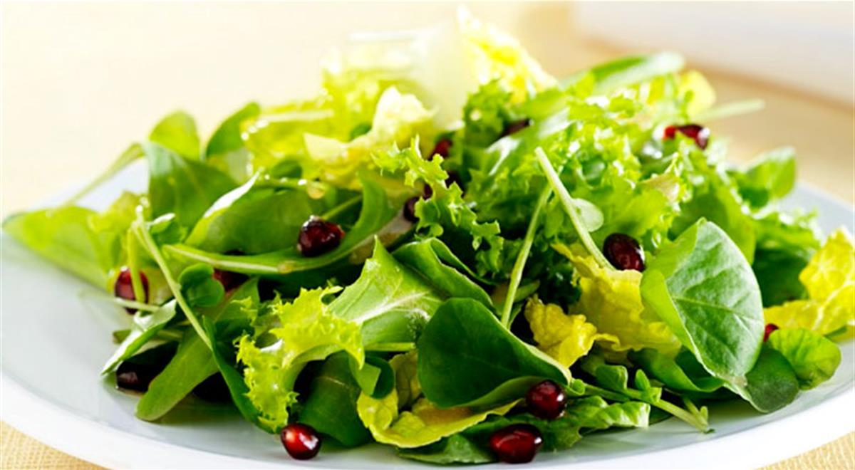 салат з салату рецепт