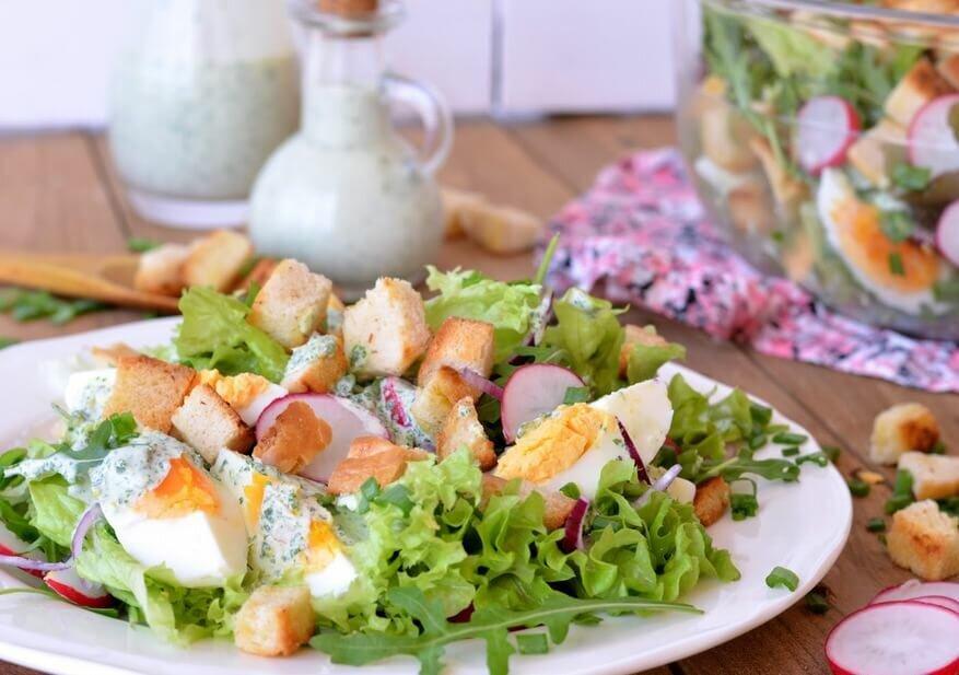 салат из кальмаров и крабовых палочек рецепт с фото